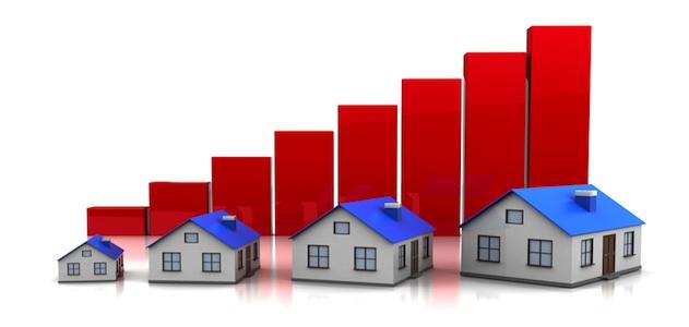 Precios de la vivienda en España