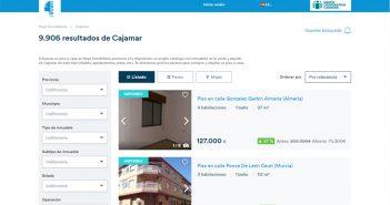 cajamar inmobiliaria embargos