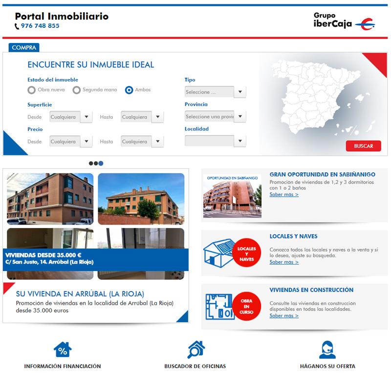 Ibercaja inmobiliaria portales inmobiliarios m s visitados de espa a pisos embargados de bancos - Pisos embargados bancos madrid ...